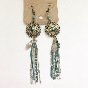 Boho Lucky Brand Earrings